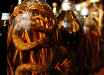 10 Най-странните алкохолни напитки