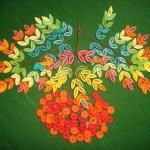 Цветни хартиен цветя