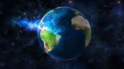 Нашата планета Земя