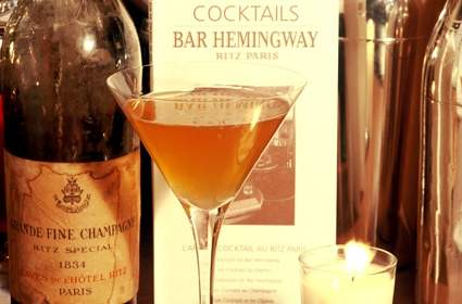 Ritz-Paris Sidecar