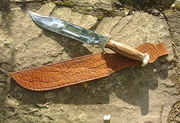 Ножът на Дънди Крокодила - Kershaw