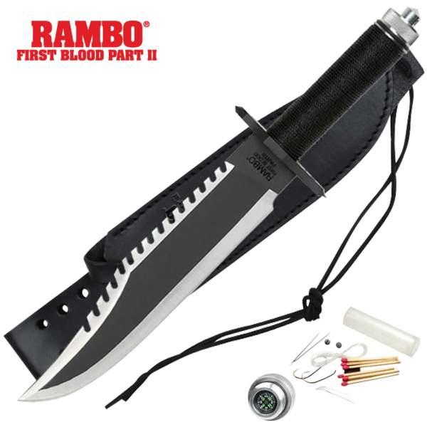 Ножът на Рамбо - Rambo First Blood part II