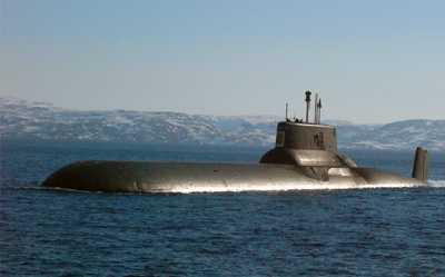 Подводница от клас Тайфун