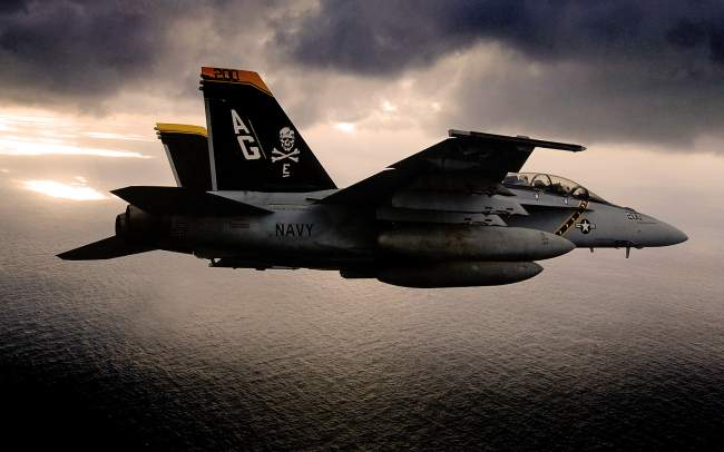 McDonnell Douglas F-18 Super Hornet