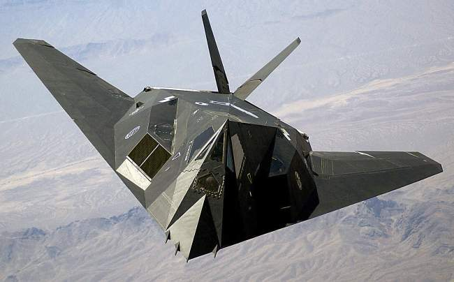 Lockheed F-117 Stealth Nighthawk