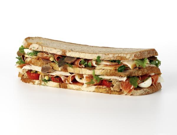 von Essen Platinum Club Sandwich