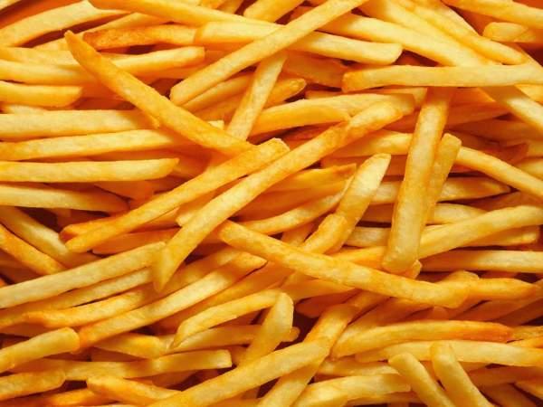 Пържени картофки