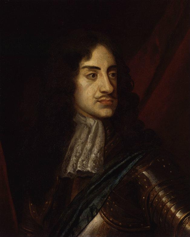 Английският крал Карл II