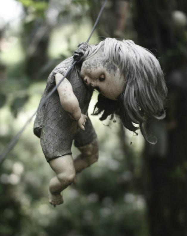 Една от многото кукли