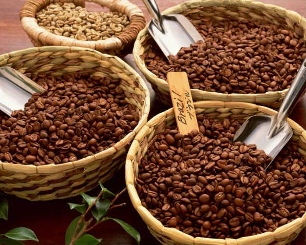 Кафе от сортове Арабика и Робуста