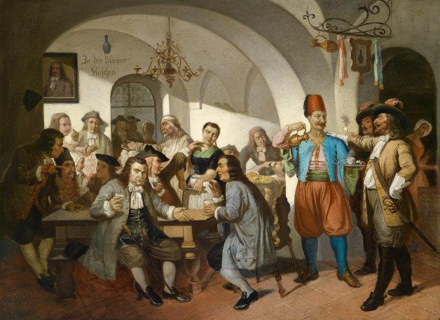 Първото кафене във Виена