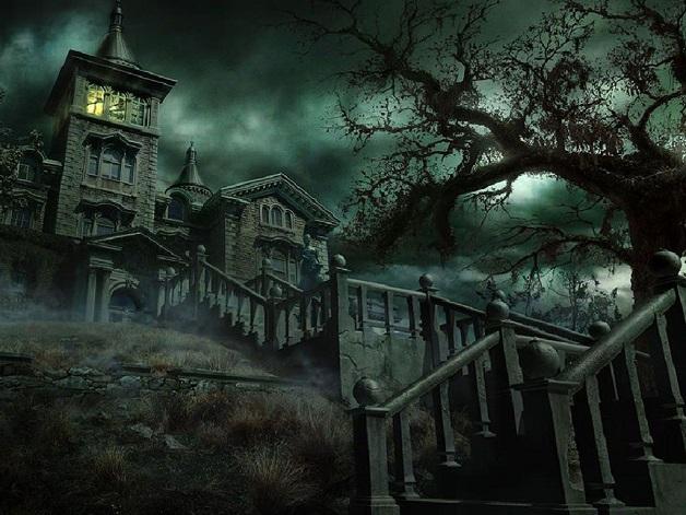Призрачен замък