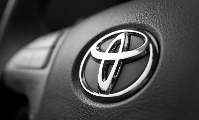 Логото на Toyota